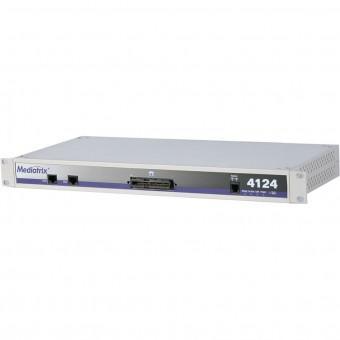 Mediatrix 4124 SIP / VoIP Gateway - Media5 - Siemens Unify - Mitel - Aastra [Refurbished]
