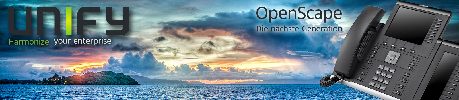 Banner Unify OpenScape